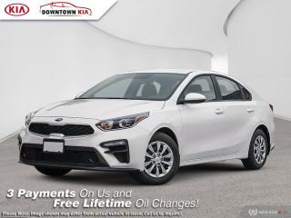 New 2021 Kia Forte LX IVT for sale in Vancouver, BC