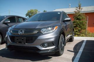 New 2021 Honda HR-V Sport 4WD HR-V 5 DOORS for sale in Woodstock, ON