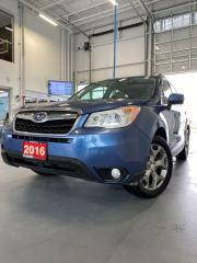 Used 2016 Subaru Forester 2.5i Touring for sale in Woodstock, ON