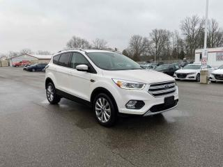 Used 2018 Ford Escape Titanium 4dr 4WD Sport Utility for sale in Brantford, ON