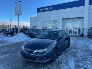 Used 2008 Subaru Impreza SPORT AWD/HATCH/POWERGROUP/AC/BLUETOOTH for sale in Edmonton, AB