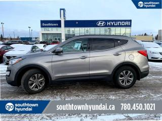 Used 2015 Hyundai Santa Fe Sport LUX/LEATHER/PANO/BLINDSPOT for sale in Edmonton, AB