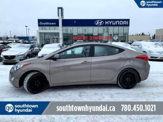 Used 2012 Hyundai Elantra GLS/ROOF/HEATED SEATS/BLUETOOTH for sale in Edmonton, AB