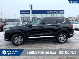 New 2021 Hyundai Santa Fe Preferred - 2.4L Bluelink, Blindspot Monitors, Push Button, Lane Keep Assist, Reverse Sensors for sale in Edmonton, AB