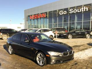 Used 2013 BMW 3 Series 328i XDRIVE, AWD, LEATHER for sale in Edmonton, AB