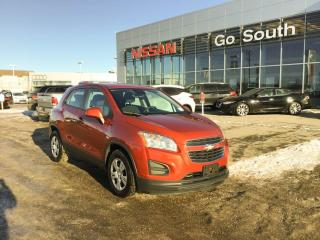 Used 2016 Chevrolet Trax LS, AUTO - FINANCING AVAILBLE for sale in Edmonton, AB