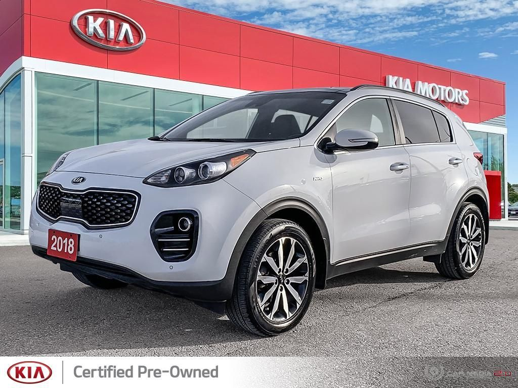 2018 Kia Sportage EX Premium