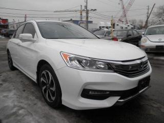 Used 2017 Honda Accord EX-L for sale in Brampton, ON