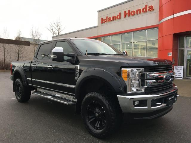 2017 Ford F-350 XLT POWER STROKE TURBO DIESEL