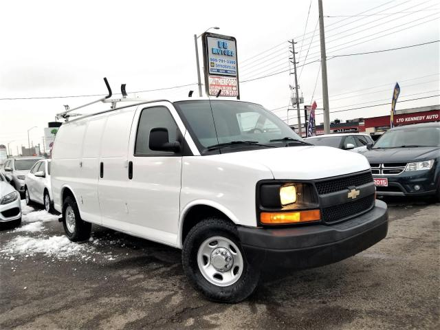 2011 Chevrolet G3500 No Accidents | RWD G3500 | Commercial Cargo Van