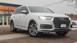 Used 2017 Audi Q7 3.0T Progressiv for sale in Oakville, ON