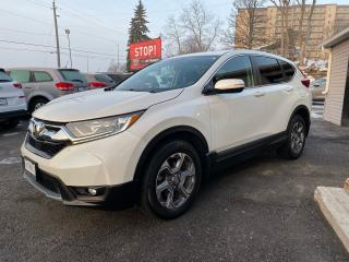Used 2018 Honda CR-V EX for sale in Kingston, ON