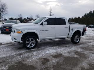 Used 2011 RAM 1500 SPORT for sale in Dundalk, ON
