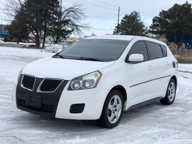 2009 Pontiac Vibe 1.8|Manual|Clean carfax|Winter tires|