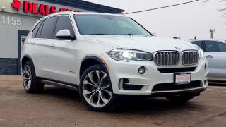 Used 2017 BMW X5 xDrive35d for sale in Oakville, ON