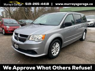 Used 2013 Dodge Grand Caravan SE for sale in Guelph, ON