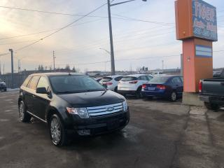 Used 2009 Ford Edge Limited*LEATHER*PANO ROOF**LOADED**AS IS for sale in London, ON