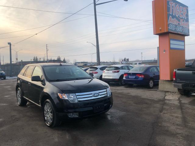 2009 Ford Edge Limited*LEATHER*PANO ROOF**LOADED**AS IS