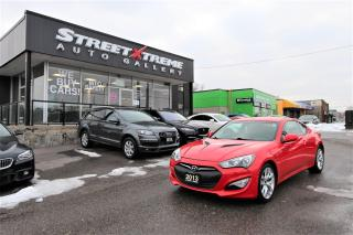 Used 2013 Hyundai Genesis Coupe 2.0T for sale in Markham, ON