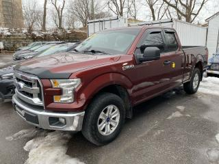 Used 2017 Ford F-150 XLT -  4X4 - NEW TIRES!! for sale in Kingston, ON
