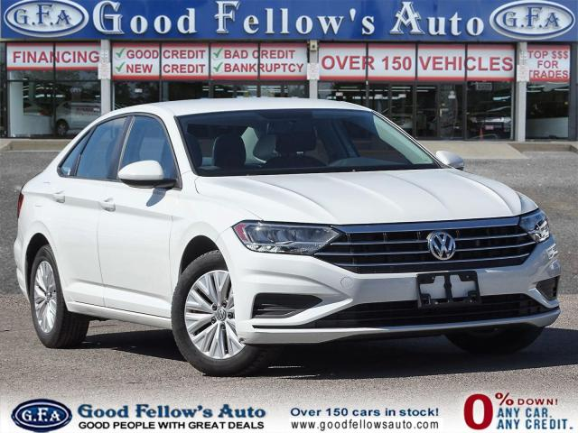 2019 Volkswagen Jetta COMFORT LINE, REARVIEW CAMERA, 1.4L, APPLE CARPLAY