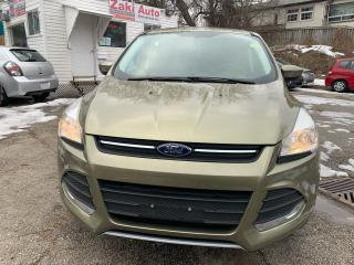 Used 2013 Ford Escape SE/Clean Carfax /Safety Certification included Asking Price for sale in Toronto, ON