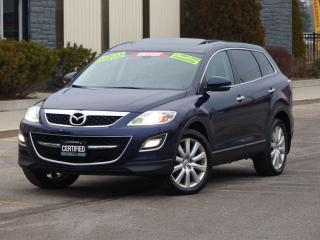 Used 2010 Mazda CX-9 GT,AWD,NAVIGATION,BACKUP CAMERA,LEATHER,CERTIFIED, for sale in Mississauga, ON