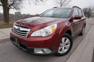 Used 2012 Subaru Outback 3.6R LIMITED /STUNNING COMBO /NO ACCIDENTS / LOCAL for sale in Etobicoke, ON