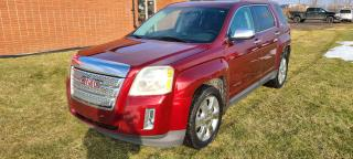 Used 2016 GMC Terrain SLT for sale in London, ON