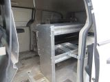 2013 RAM Cargo Van LOW KM CARGO, SHELVES, DIVIDER, SIDE PANELS, FLOOR