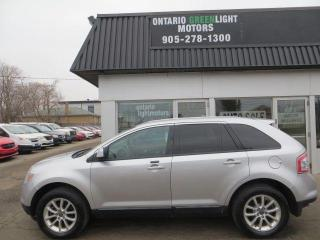 Used 2010 Ford Edge SEL for sale in Mississauga, ON