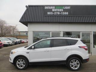 Used 2018 Ford Escape SE BACK UP CAMERA, HEATED SEATS, BLUETOOTH,ALLOYS for sale in Mississauga, ON