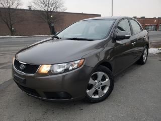 Used 2010 Kia Forte EX for sale in Brampton, ON