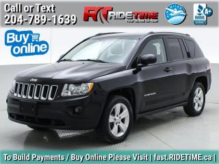 Used 2012 Jeep Compass NORTH for sale in Winnipeg, MB