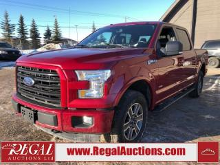 Used 2016 Ford F-150 FX4 4D SUPER CREW CAB 4WD for sale in Calgary, AB
