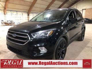 Used 2017 Ford Escape SE 4D Utility for sale in Calgary, AB
