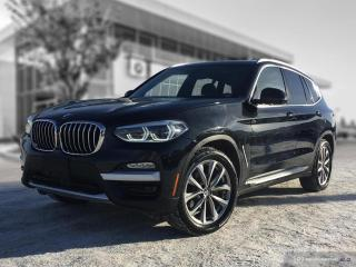 Used 2019 BMW X3 xDrive30i ULTIMATE PACKAGE! for sale in Winnipeg, MB