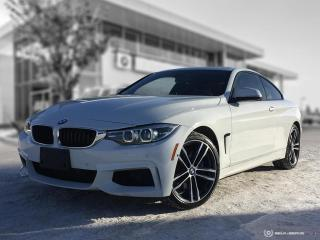 Used 2018 BMW 4 Series 440i xDrive M PERFORMANCE 1 & 2! for sale in Winnipeg, MB