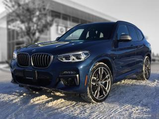 New 2021 BMW X3 M40i ULTIMATE PACKAGE for sale in Winnipeg, MB