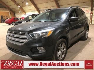 Used 2018 Ford Escape SE 4D Utility 4WD for sale in Calgary, AB