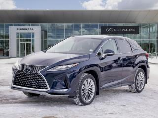 New 2021 Lexus RX 350 Executive for sale in Winnipeg, MB