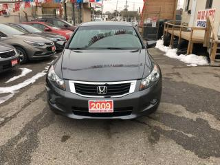 Used 2009 Honda Accord EX-L for sale in Etobicoke, ON