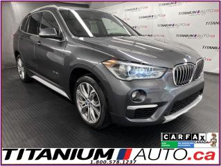 Used 2017 BMW X1 GPS+Camera+HUD+Pano Roof+Power Tail Gate+AWD+XM for sale in London, ON