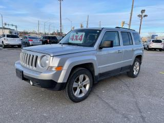 Used 2012 Jeep Patriot 4X4/2.4L/NO ACCIDENTS/SAFETY INCLUDED for sale in Cambridge, ON