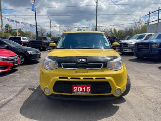 Used 2015 Kia Soul for sale in London, ON