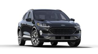 New 2021 Ford Escape Titanium Hybrid for sale in North Bay, ON
