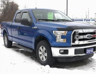 Used 2015 Ford F-150 for sale in Brockville, ON