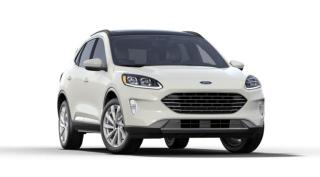 New 2021 Ford Escape Titanium for sale in Brockville, ON