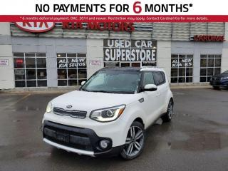 Used 2017 Kia Soul EX Premium, Navigation, Leather, Sunroof. for sale in Niagara Falls, ON