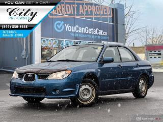 Used 2007 Subaru Impreza 2.5i for sale in Halifax, NS
